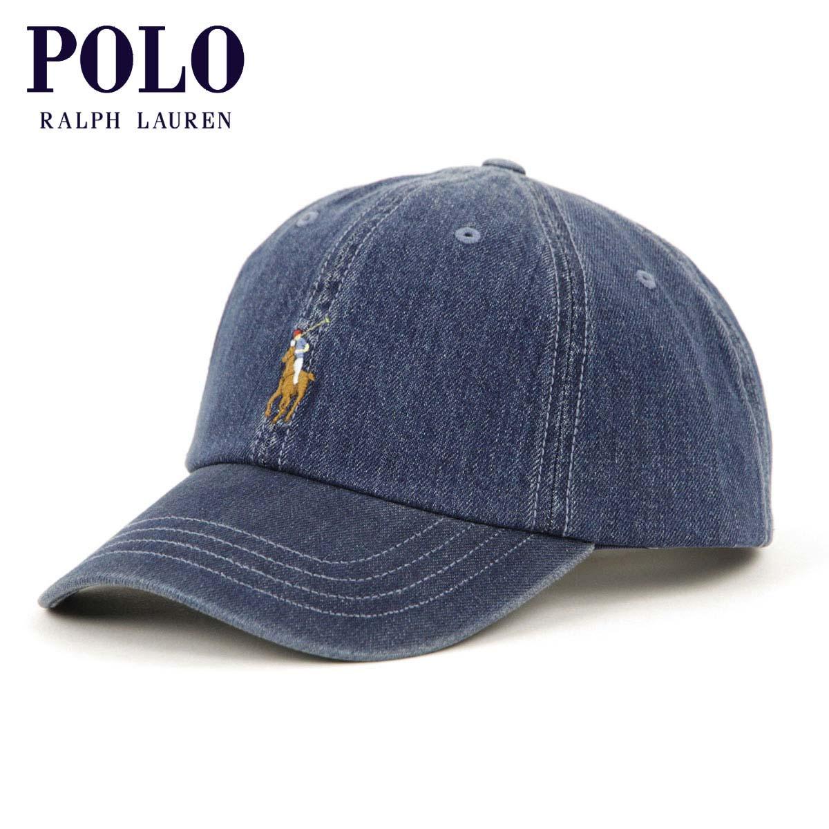 Polo Ralph Lauren POLO RALPH LAUREN regular article men cap pony logo hat  COTTON CHINO BASEBALL CAP 38820dc839e8
