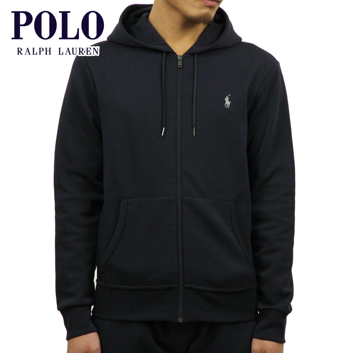 8391597b82ae4 Polo Ralph Lauren POLO RALPH LAUREN regular article men zip up parka  DOUBLE-KNIT FULL-ZIP HOODIE