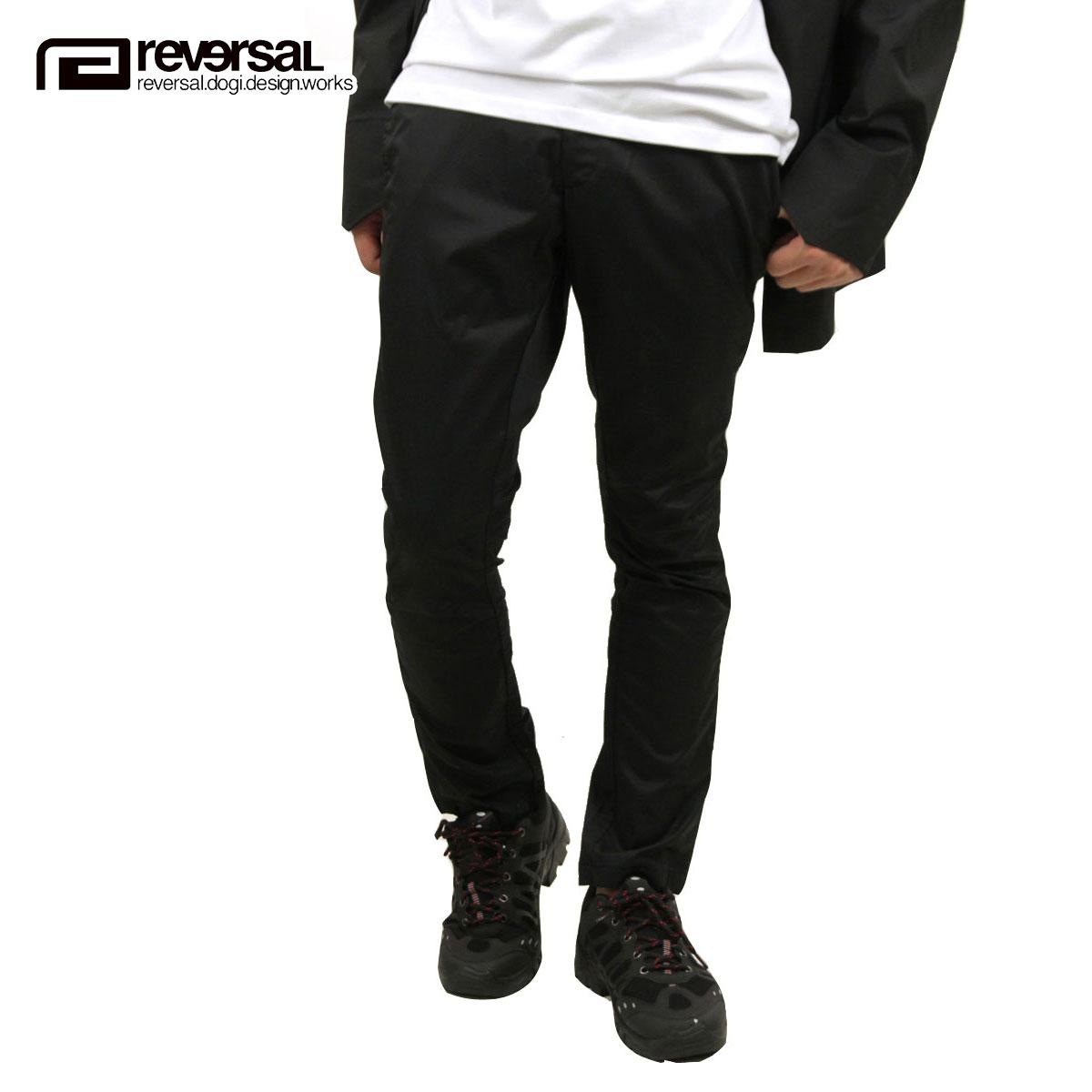 リバーサル REVERSAL 正規販売店 メンズ スウェットパンツ rvddw COOLMAX JOGGER PANTS rvap16ss015 APPAREL BLACK D00S15
