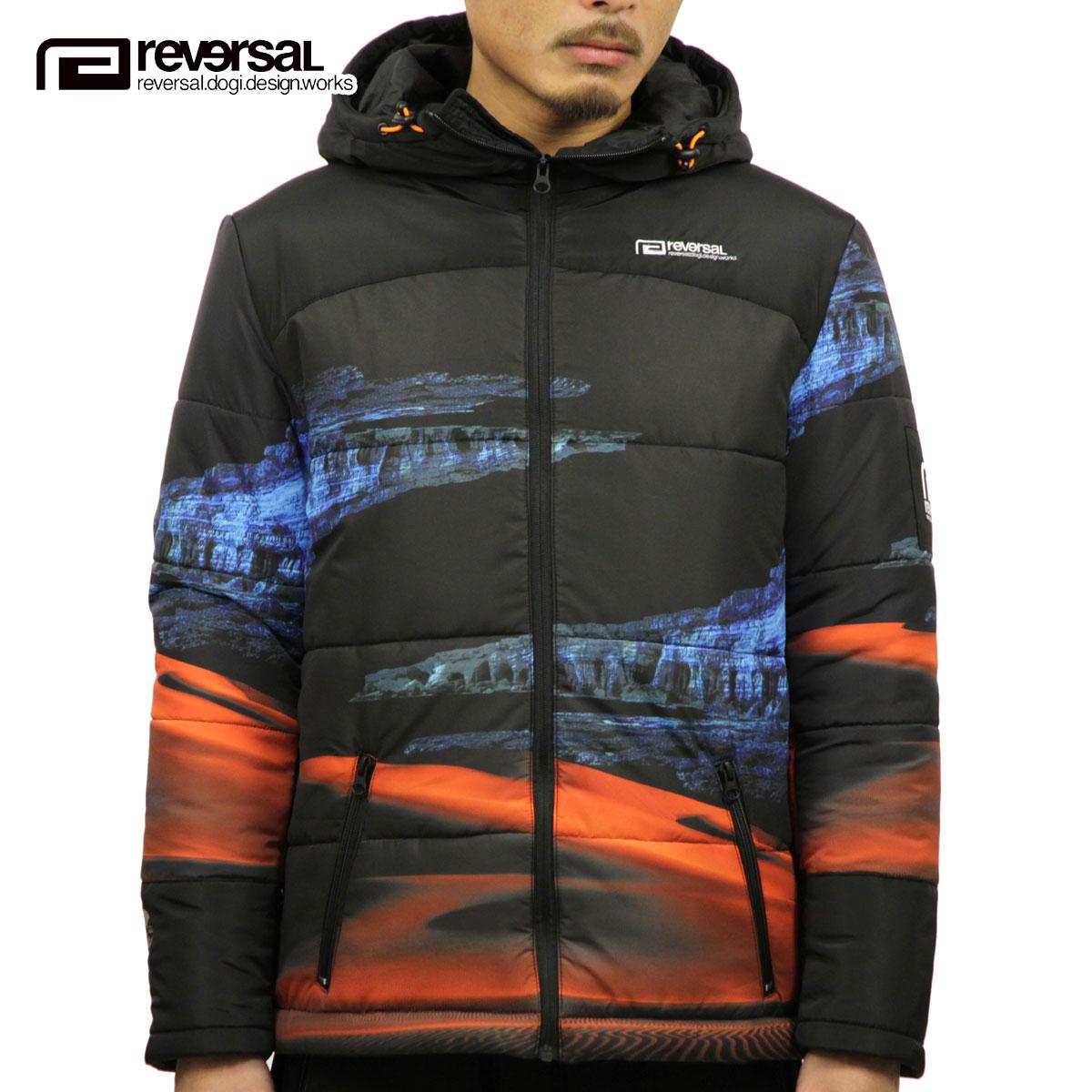 リバーサル REVERSAL 正規販売店 メンズ 中綿ジャケット アウター PANGEA PADDED JACKET rv18aw001 PANGEA