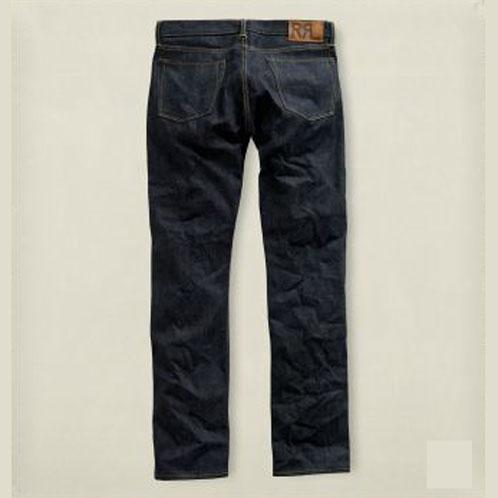 Double Aurel RRL genuine, these fit jeans SLIM FIT RIGID DENIM A45B B1C C2D D1E E07F10P28oct13