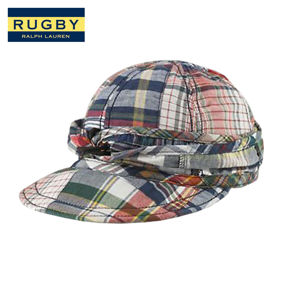 Rakuten Ichiba shop MIXON  Ralph Lauren Rugby RUGBY RALPH LAUREN genuine  Hat Cap Madras Utility Cap 10P24Oct15  2e15240a4314