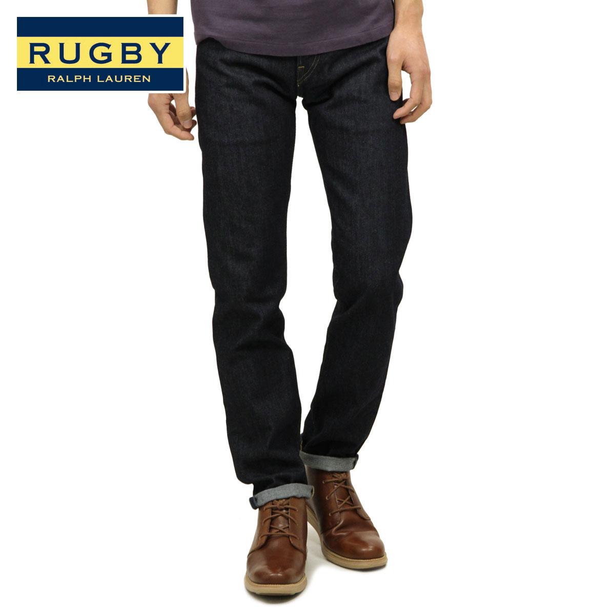 ラルフローレン ラグビー RUGBY RALPH LAUREN 正規品 メンズ スリムジーンズ Straight Slim Jean D20S30