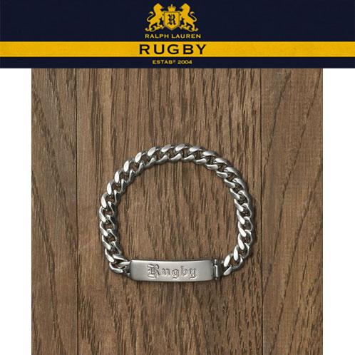 Ralph Lauren Rugby RUGBY RALPH LAUREN genuine mens bracelet ID Bracelet 10P28Sep16