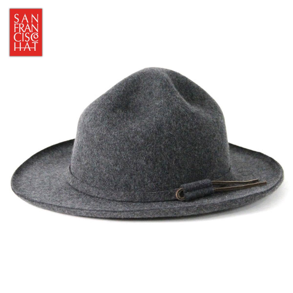 【販売期間 6/4 10:00~6/11 09:59】 サンフランシスコハット SANFRANCISCO HAT 正規販売店 正規品 帽子 ハット 4 DENT CAMPAIGN HAT D15S2 父の日
