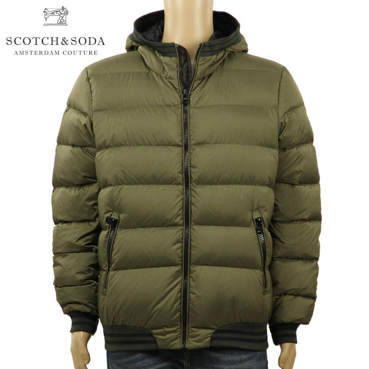 スコッチアンドソーダ SCOTCH&SODA 正規販売店 メンズ アウタージャケット Classic bomber jacket in nylon quality 135351 8V D00S20