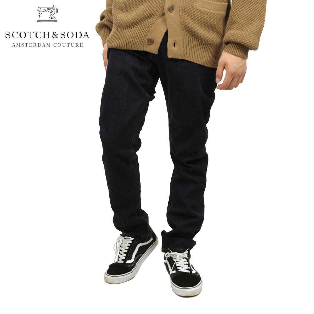スコッチアンドソーダ SCOTCH&SODA 正規販売店 メンズ ジーンズ Skim - Touchdown Stretch 100734 5F D00S20