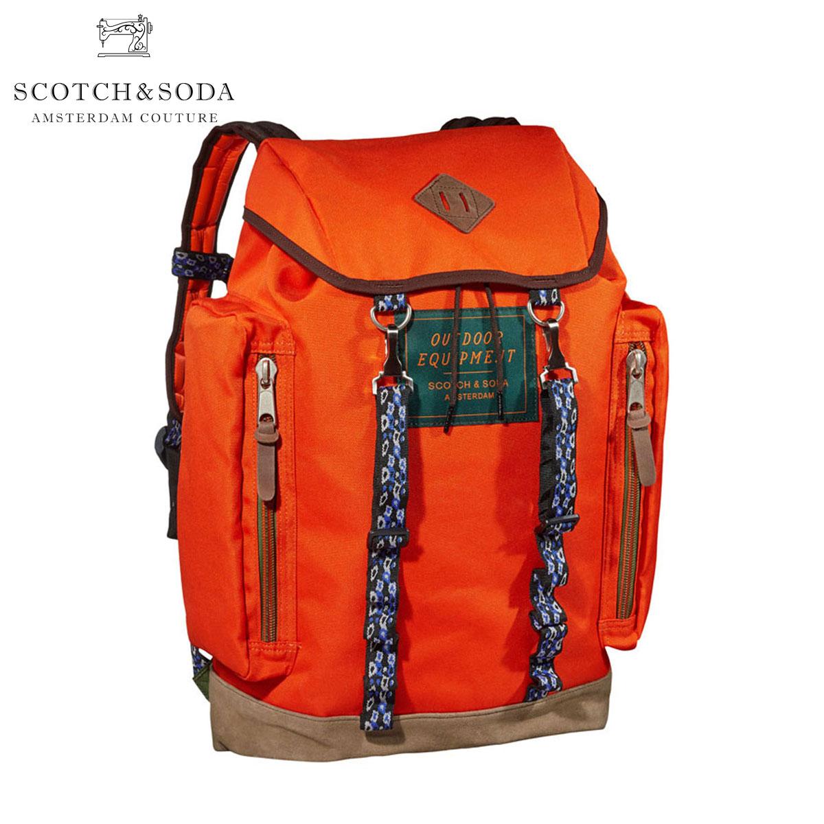 スコッチアンドソーダ SCOTCH&SODA 正規販売店 バッグ Rucksack in nylon quality 101787 17 D00S20