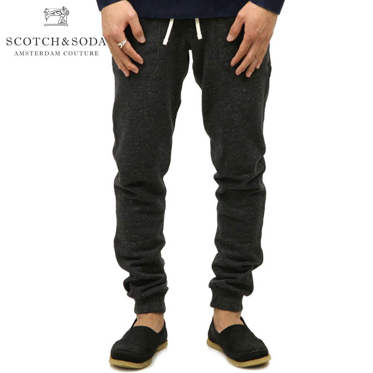 スコッチアンドソーダ SCOTCH&SODA 正規販売店 メンズ スウェットパンツ BASIC SWEAT PANTS HOME ALONE 134335 0O ANTRA M D00S15