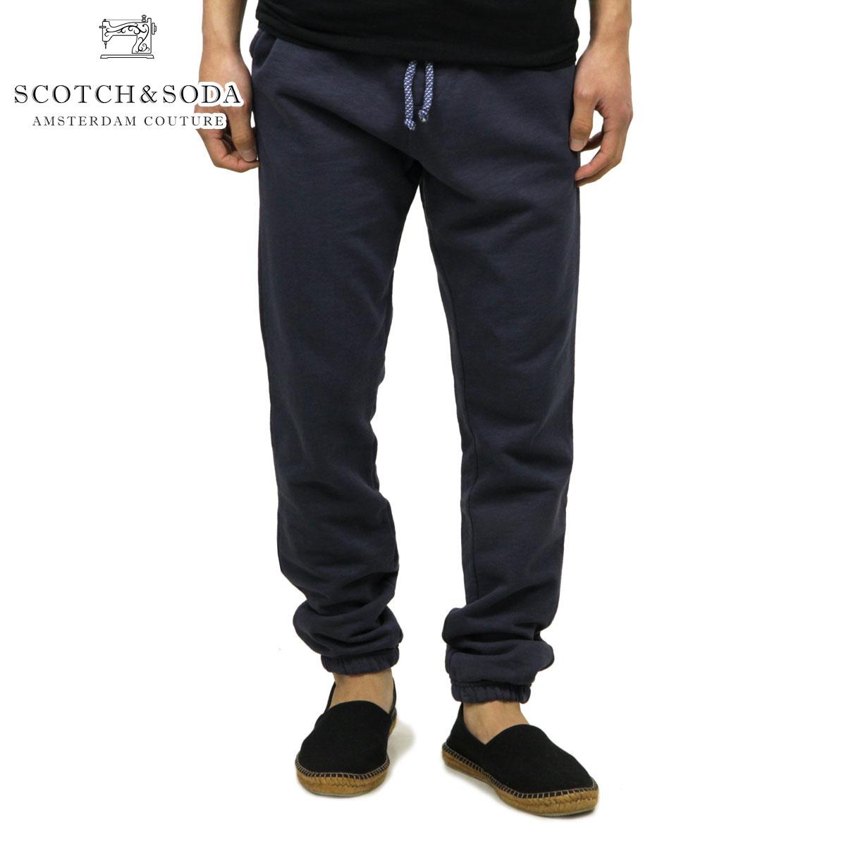 スコッチアンドソーダ SCOTCH&SODA 正規販売店 メンズ スウェットパンツ Sunday morning sweat pant 83202 58 D15S25