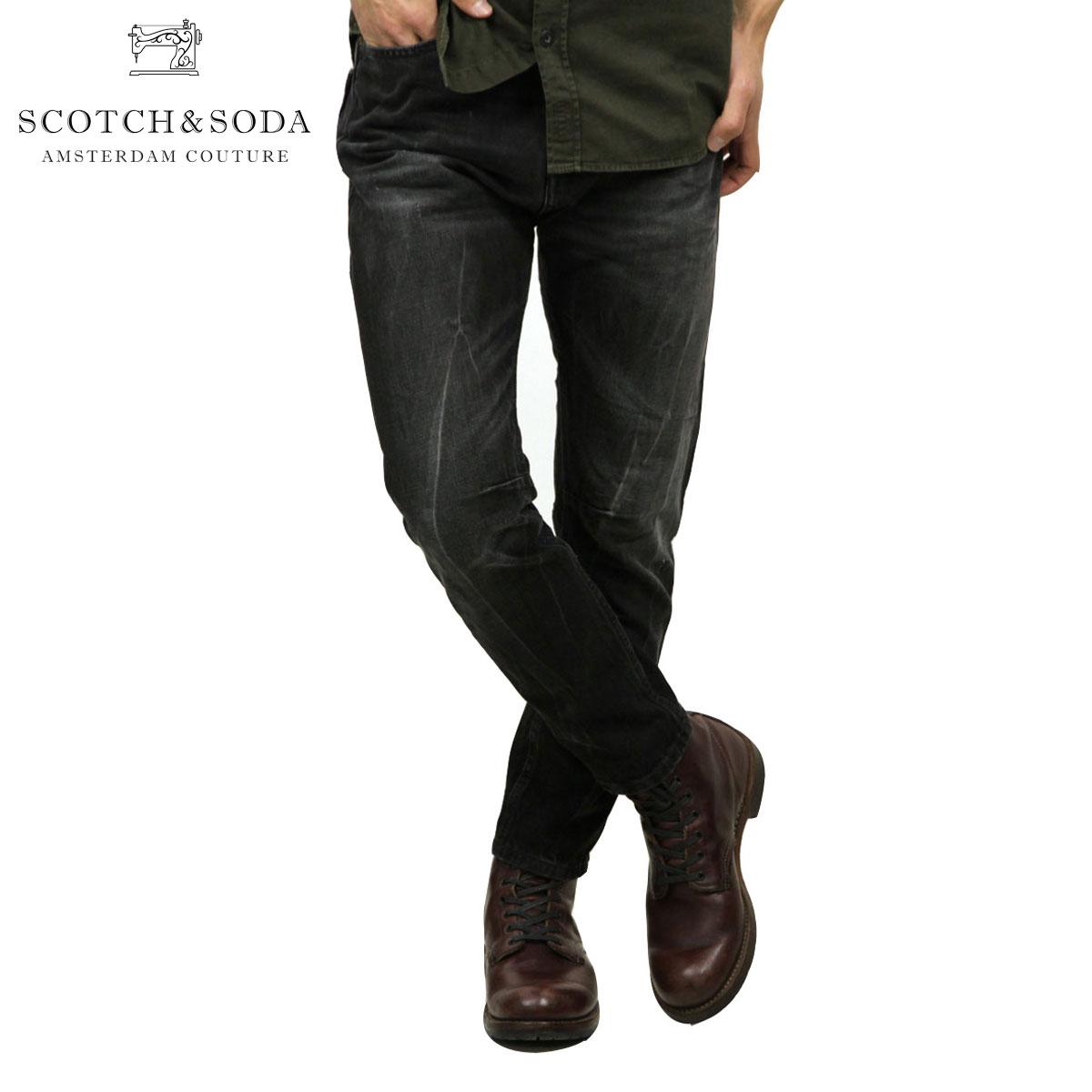 スコッチアンドソーダ SCOTCH&SODA 正規販売店 メンズ ジーンズ Stump - Rockafella 89368 90 D15S25