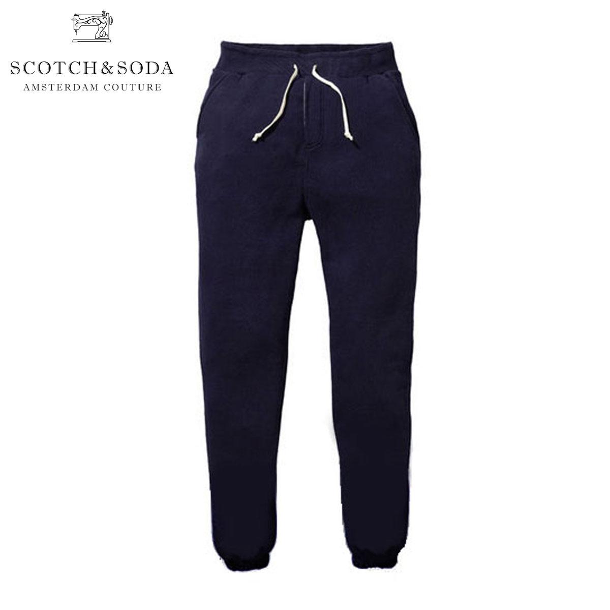 スコッチアンドソーダ SCOTCH&SODA 正規販売店 メンズ スウェットパンツ Classic Home Alone sweat pant 83390 57 D15S25