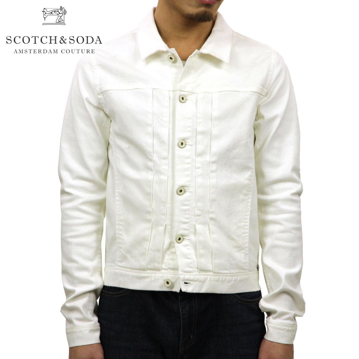 スコッチアンドソーダ アウター メンズ 正規販売店 SCOTCH&SODA ジャケット ジャケット Garment dyed clean look slim