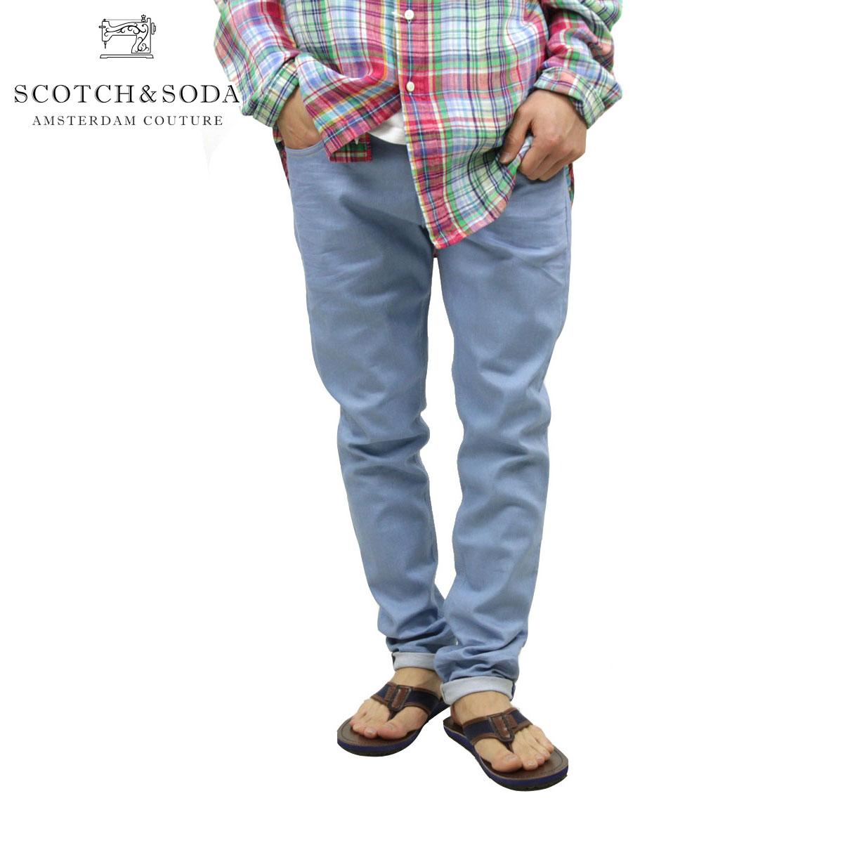 スコッチアンドソーダ SCOTCH&SODA 正規販売店 メンズ ジーンズ Tye - Mystic Blue 85318 48 D15S25