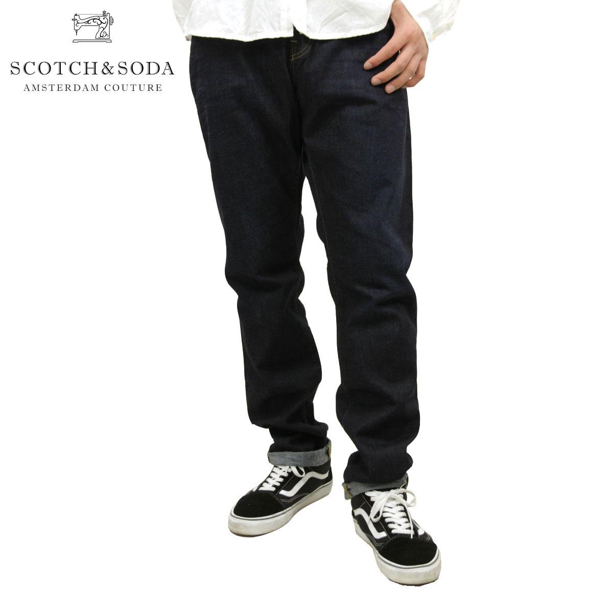 スコッチアンドソーダ SCOTCH&SODA 正規販売店 メンズ ジーンズ スコッチアンドソーダ Ralston - Touchdown 85097 48 D15S25