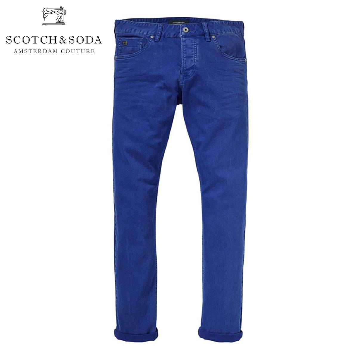 スコッチアンドソーダ SCOTCH&SODA 正規販売店 メンズ ジーンズ Ralston-Garment Dye 128540 37 D00S20
