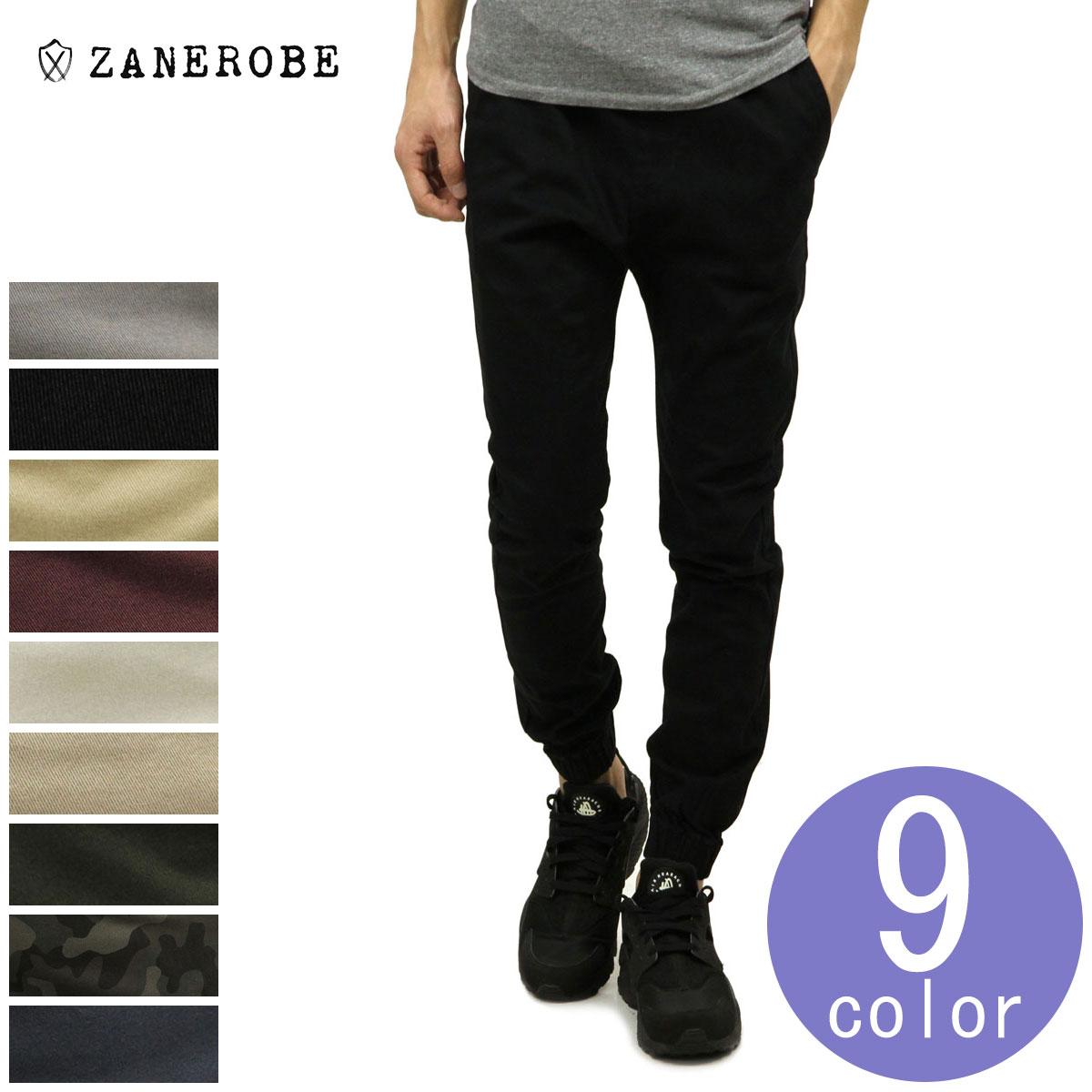 ゼンローブ ZANEROBE 正規販売店 メンズ ジョガーパンツ SURESHOT CHINO JOGGER