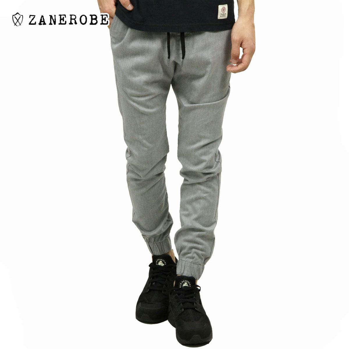 ゼンローブ ZANEROBE 正規販売店 メンズ チノパン SURESHOT JOGGER PANTS CLOUDY MARLE 712-MET