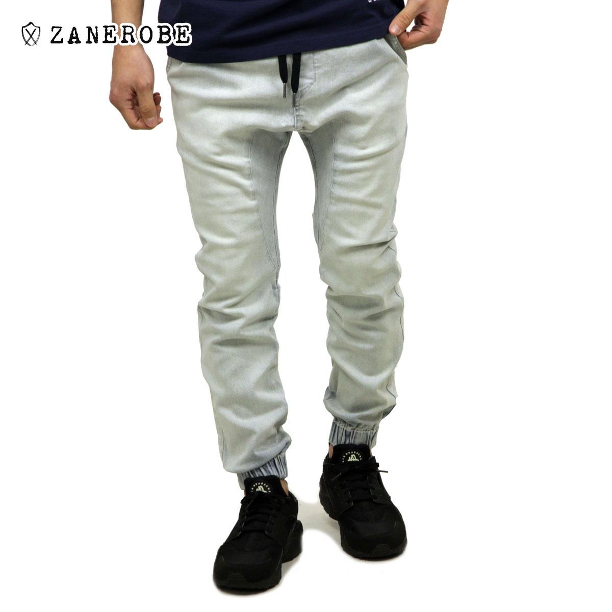 ゼンローブ ZANEROBE 正規販売店 メンズ デニム ジョガーパンツ SURESHOT DENIM JOGGER PANTS BLONDE WASH 730-VER