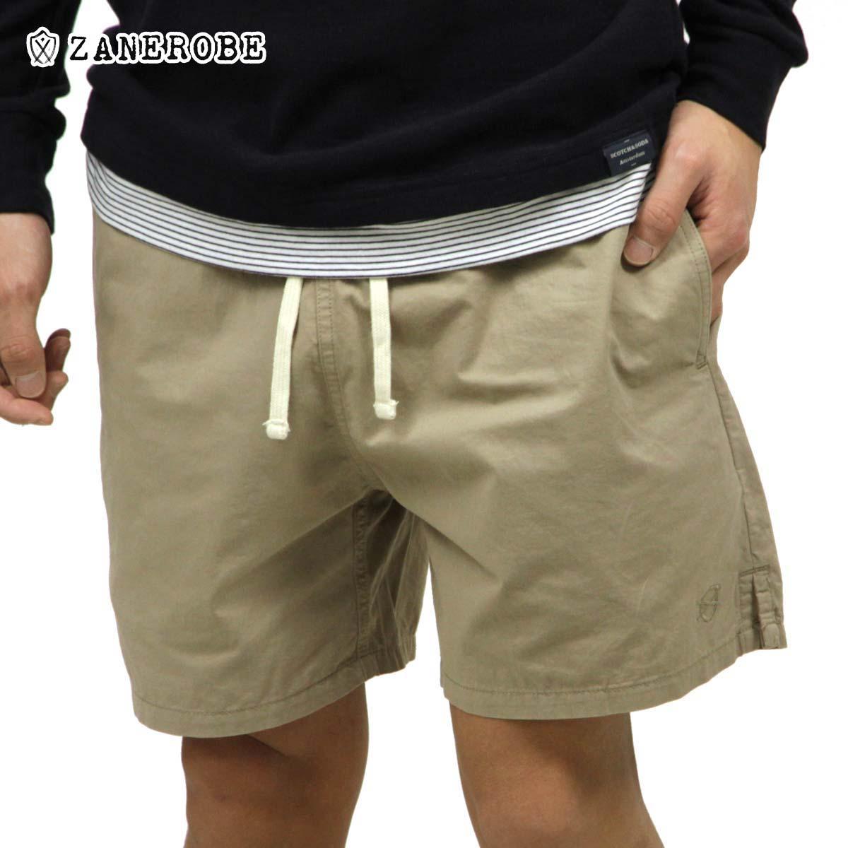 【ポイント10倍 12/19 20:00~12/26 09:59まで】 ゼンローブ ZANEROBE 正規販売店 メンズ チノ ショートパンツ ZEPHYR CHINO SHORT PANTS SAND 600-MET