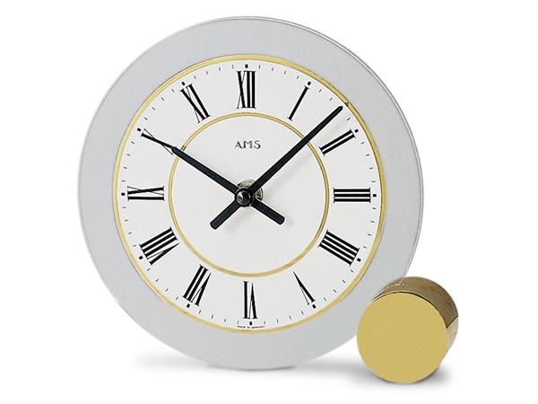 輸入時計【AMS(アームス社ドイツ製).クオーツ置き時計 AMS-168】 【送料無料】人気 おしゃれ ドイツ製 時計 掛け時計 置時計 クラシック 時計 モダン 時計 ヨーロッパ時計 ヘルムレ アンティーク時計