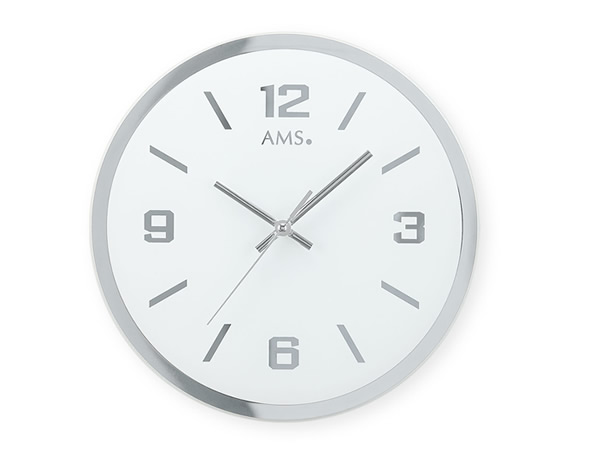 【クーポン配布中】輸入時計【AMS(アームス社ドイツ製).壁掛けクオーツ時計 AMS-9322】 人気 おしゃれ ドイツ製 時計 掛け時計 置時計 クラシック 時計 モダン 時計 ヨーロッパ時計 ヘルムレ アンティーク時計