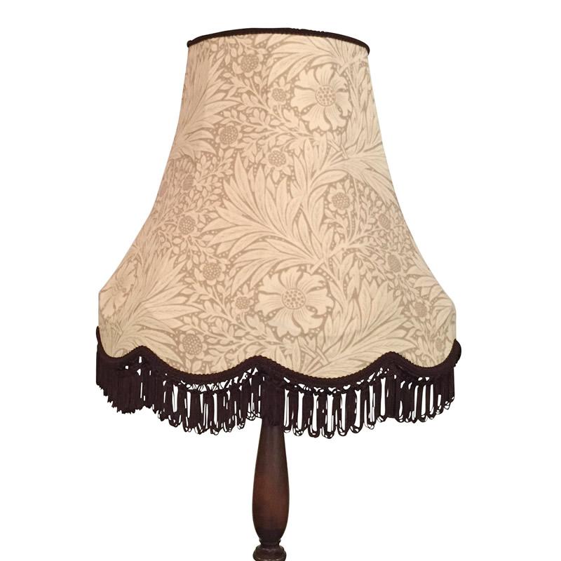 【クーポン配布中】 ウィリアムモリス 【シェードのみ】『マリーゴールド』Marigold【送料無料】 フロアーランプ ウィリアム モリス プリント 照明器具 アンティーク家具
