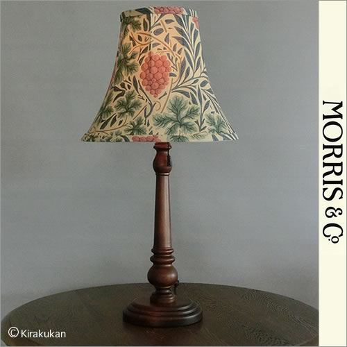 Suzuki furniture mixstyleinterior rakuten global market william william morris vine vine grape tree floor lamp lighting fixture wallpaper wall paper cross fabric cloth made in england antique classic morris aloadofball Choice Image