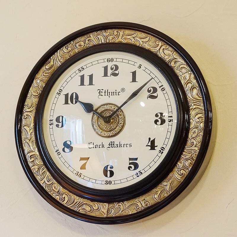 【クーポン配布中】ウォールクロック アンティーク調 掛け時計 おしゃれ【あす楽】壁掛け 時計 インテリア 雑貨 おしゃれ 時計 輸入雑貨 インテリア雑貨 おしゃれ 置物