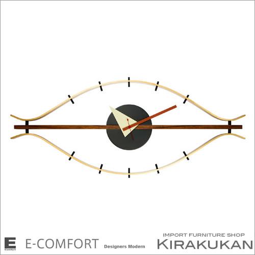 【クーポン配布中】デザイナー家具【ネルソン クロック No.2 Eye】 【送料無料】人気 おしゃれ 壁掛け時計 大きい ブランド モダン 時計 アンティーク 時計 輸入時計 クラシック 時計 インテリア雑貨