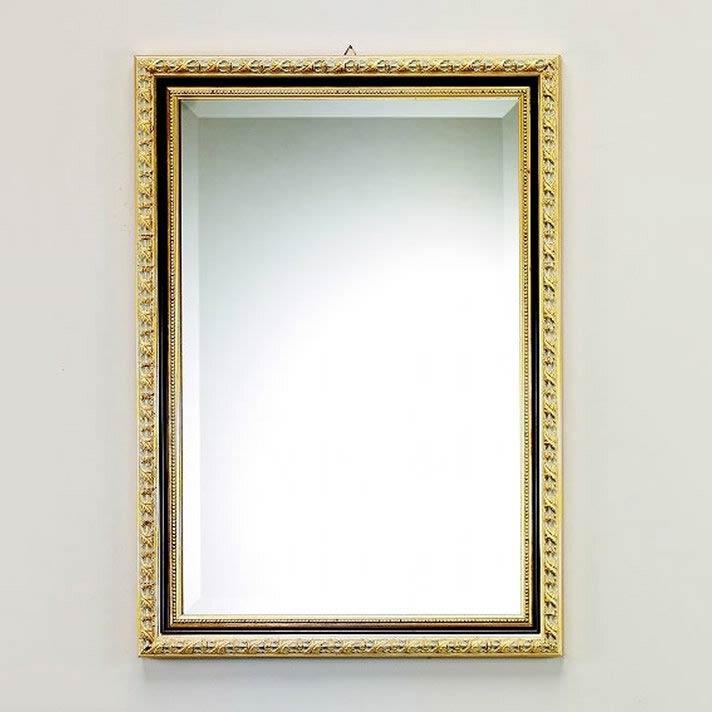 販売枚数 200枚突破!レクトミラー 鏡 イタリア製 ミラー 壁掛け 鏡 アンティーク ミラー 壁掛け 鏡 全身鏡 姿見 ロココ クラシック 鏡 [売れ筋]