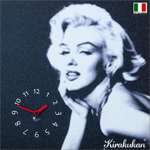 イタリア製【ピロンディーニ掛け時計【marilin】【Art:059】 【送料無料】人気 おしゃれ ブランド モダン 時計 アンティーク 時計 輸入時計 クラシック 時計 掛け時計 ヨーロピアン時計 インテリア雑貨