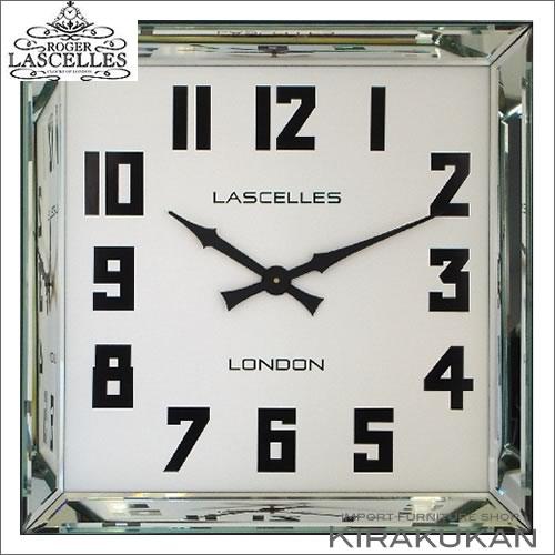【クーポン配布中】イギリス製【ロジャー・ラッセル時計【manhattan】 【送料無料】人気 おしゃれ ブランド モダン 時計 アンティーク 時計 輸入時計 クラシック 時計 掛け時計 ヨーロピアン時計 インテリア雑貨
