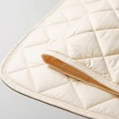 【クーポン配布中】シーリー ベッド Sealy ベッドベッドアクセサリー ベッドパッド TPウォッシャブルコットンパット:セミダブル(SD)サイズ 日本規格