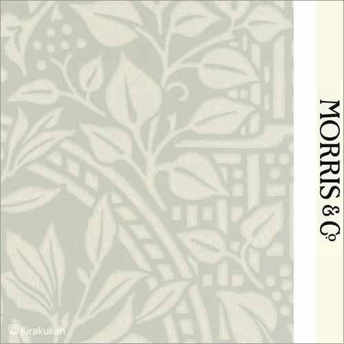 ウィリアムモリス壁紙【ガーデン・クラフト Garden Craft】【m-g-210358】AC-1壁紙 ウォールペーパー クロス ファブリック 布 刺繍 クラフトアーツ イギリス製 アンティーク クラシック モリス 壁紙 ウィリアム・モリス カーテン生地