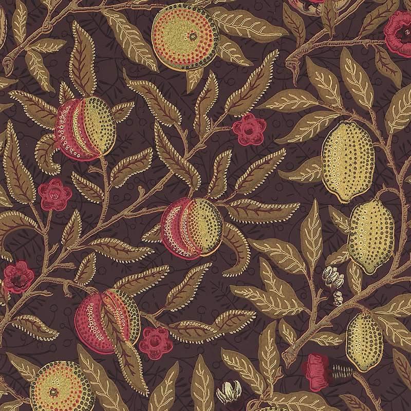 送料無料 ウィリアムモリス 壁紙 OUTLET SALE フルーツ Fruit おしゃれ ウォールペーパー クロス 輸入壁紙 イギリス製 アンティーク インテリア 本物 ボタニカル クーポン配布中 大好評です 植物 Morris f-210397