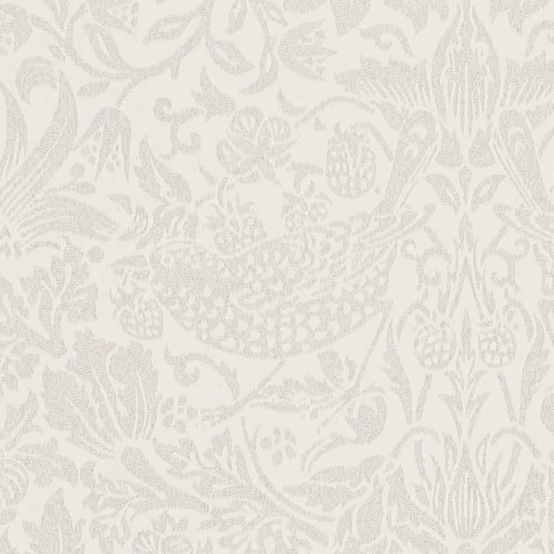 【クーポン配布中】ウィリアムモリス 壁紙 PURE MORRIS【Pure Strawberry Thief 216021 ピュアいちご泥棒】ピュアモリス【送料無料】おしゃれ 壁紙 ウォールペーパー クロス 輸入壁紙 イギリス製 アンティーク 壁紙 植物 ボタニカル インテリア 本物 Morris