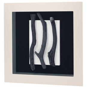 アートパネル・インテリア装飾品・壁面装飾【送料無料】InteriorDECO 炭シリーズ IN3031