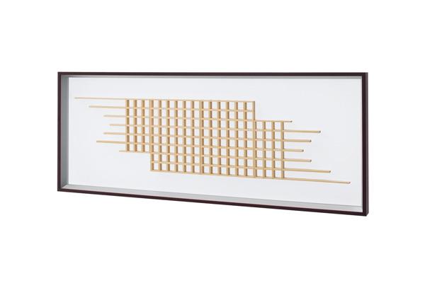 アートパネル・インテリア装飾品・壁面装飾【送料無料】InteriorDECO ウッドシリーズ IN3042