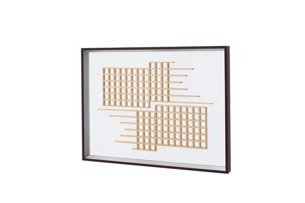 アートパネル・インテリア装飾品・壁面装飾【送料無料】InteriorDECO ウッドシリーズ IN3043