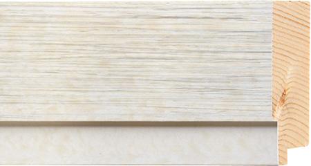 【送料無料】オーダーサイズ・オリジナルフレーム・別注フレーム・カスタムフレーム製作 Frame Master 28-6391 カラー:白縦+横の寸法(実寸・組寸)計 499mmまで
