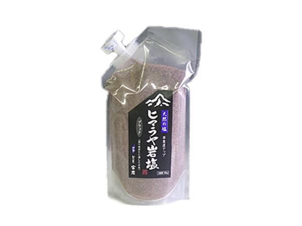 神棚 神具 ヒマラヤ岩塩 ブラック 900g 輸入 日本