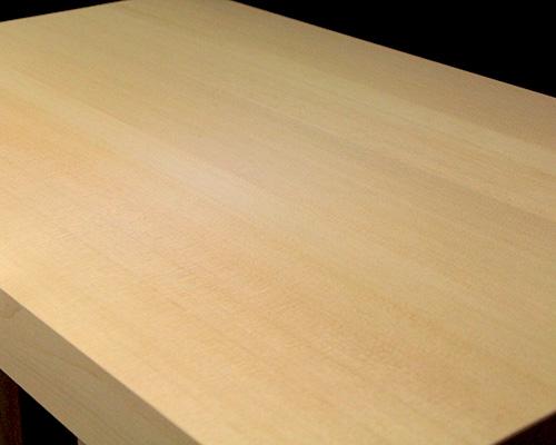 宮忠オリジナル 八足案 木曽桧製 幅450mm×奥行き300mm×高さ330mm 【刻印入り】
