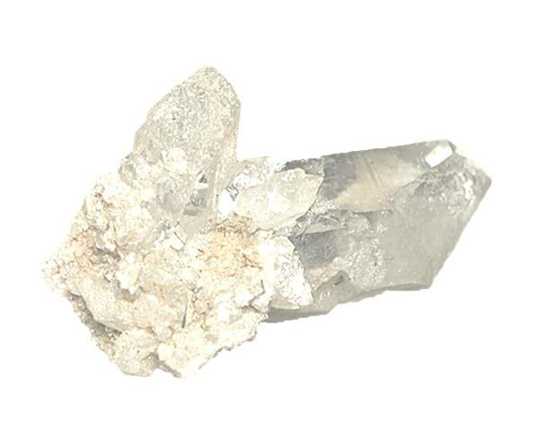 【天然石決算SALE】水晶ポイント(ヒマラヤ・マニカラン産) No.87