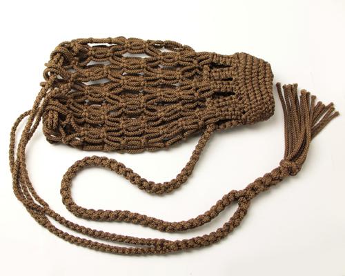網袋 ウーリーナイロン製 中