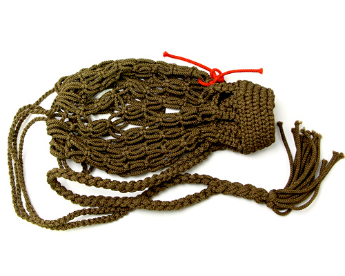 網袋 ウーリーナイロン製 大