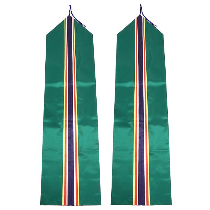 真榊 五色絹二重垂のみ (布長3尺5寸 ミナロン)