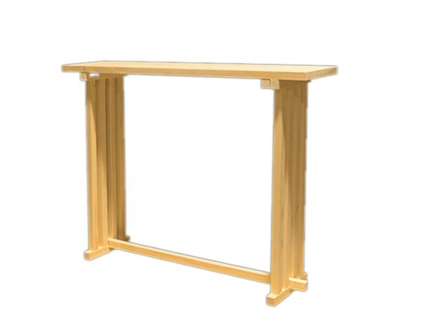 祭壇 折畳式 一段式