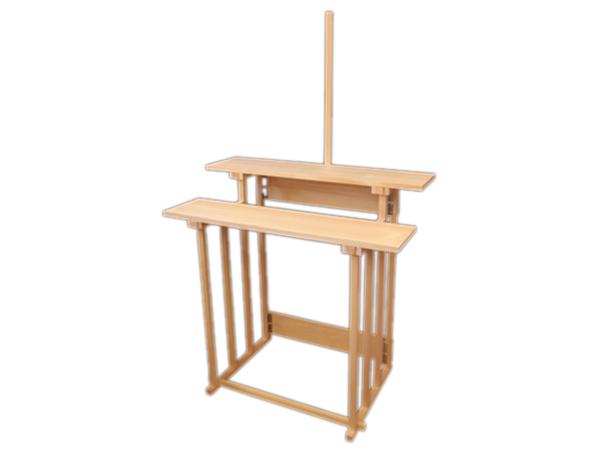 祭壇 折畳式 二段式