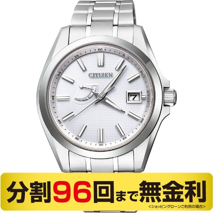 【2000円OFFクーポン&ポイント大幅UP 16日1:59まで】【高級ボックス進呈】ザ・シチズン AQ1040-53A ソーラー チタン メンズ腕時計 (96回)